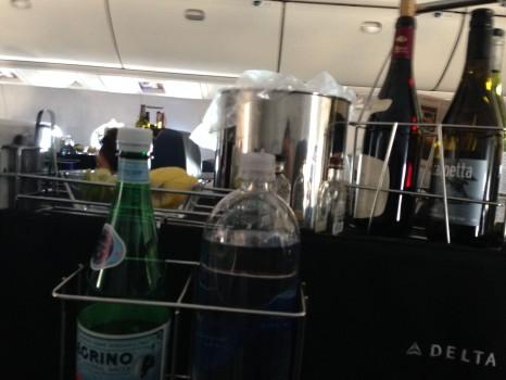 Delta Trip Report 767-300 CDG-EWR Paris15