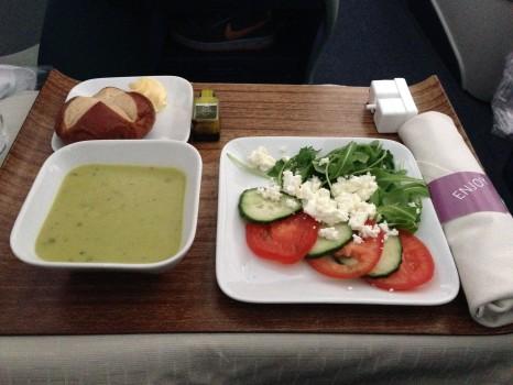 Delta Trip Report 767-300 CDG-EWR Paris17