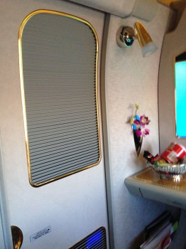 Emirates First Class 777 MXP-JFK61