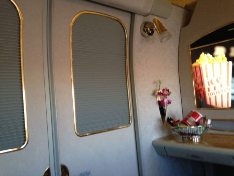 Emirates First Class 777 MXP-JFK62