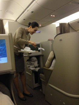 Asiana Airlines Trip Report Business Class ICN-JFK B777-300ER37