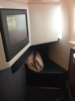 Cathay Pacific Business Class Trip Report17