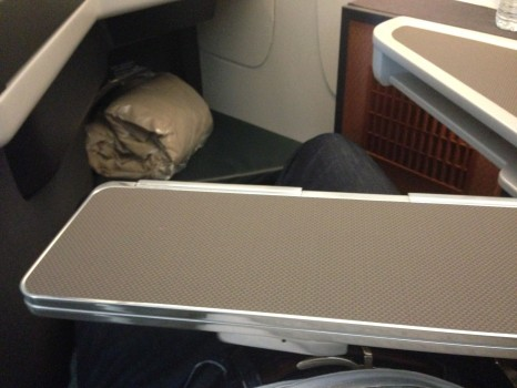 Cathay Pacific Business Class Trip Report40