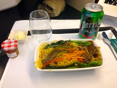 Cathay Pacific Business Class Trip Report48
