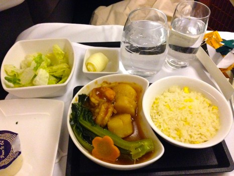 Cathay Pacific Business Class Trip Report58
