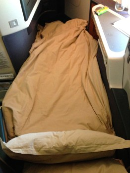 Cathay Pacific Business Class Trip Report71
