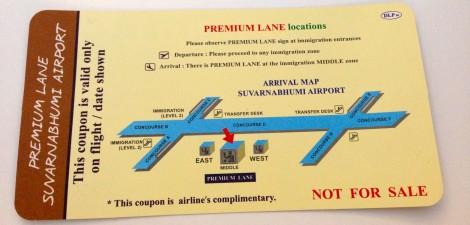 Cathay Pacific Trip Report Hong Kong (HKG) to Bangkok (BKK) A34021