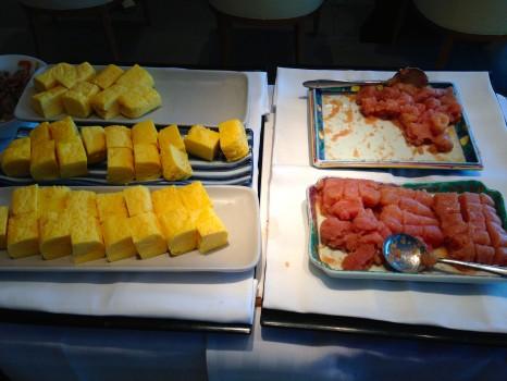 JAL Sakura Lounge Tokyo NRT76