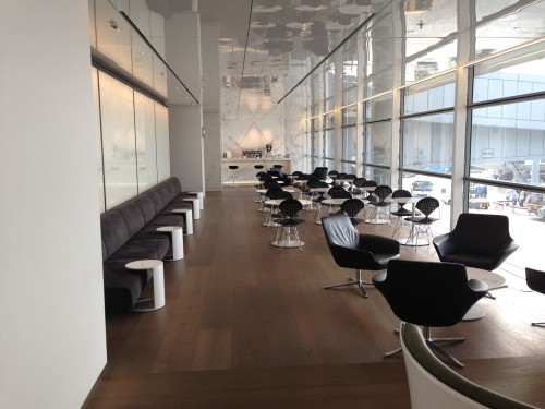 The Bridge Lounge Cathay Pacific HKG Hong Kong Trip Report25