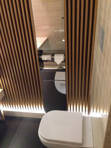 The Bridge Lounge Cathay Pacific HKG Hong Kong Trip Report56