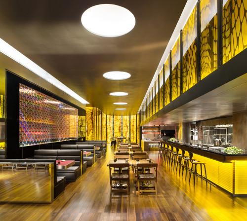 W Bangkok Trip Report Kitchen Table