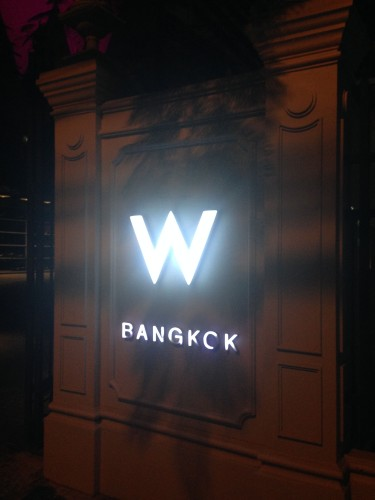 W Bangkok Trip Report43