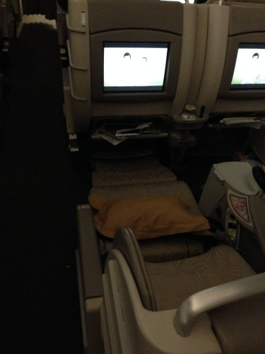 Asiana Airways Trip Report BKK-ICN A330 Bangkok Seoul39