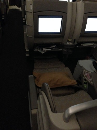 Asiana Airways Trip Report BKK-ICN A330 Bangkok Seoul40