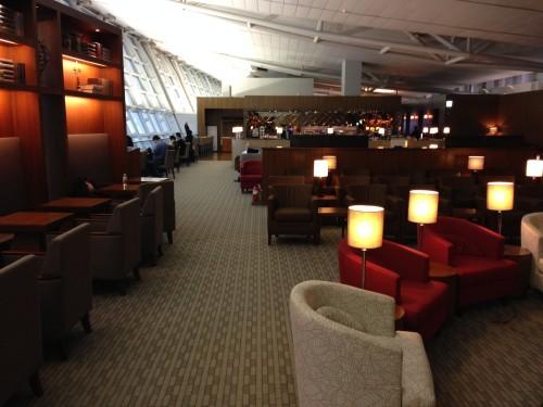 Asiana Lounge Business Class Seoul ICN05