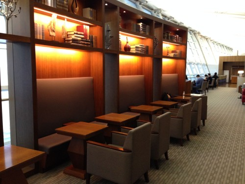 Asiana Lounge Business Class Seoul ICN06