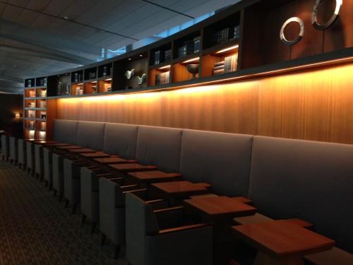 Asiana Lounge Business Class Seoul ICN10