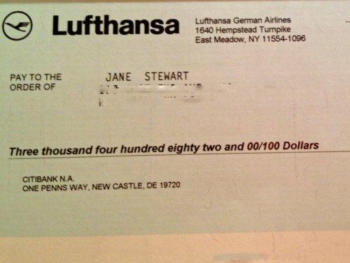 Lufthansa Credit