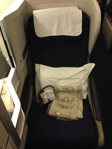British Airways Flight Review 747-400 Club World02