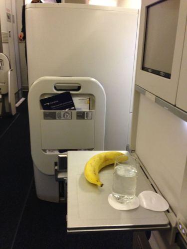 British Airways Flight Review 747-400 Club World06