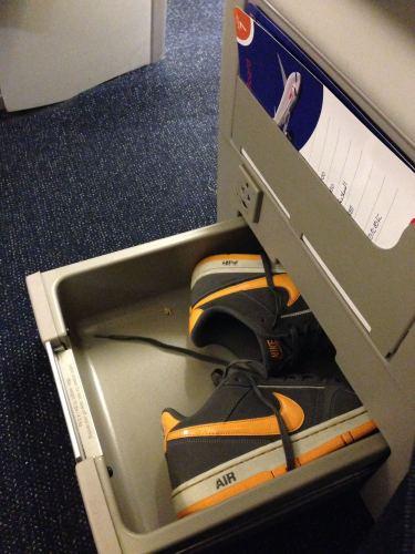 British Airways Flight Review 747-400 Club World08