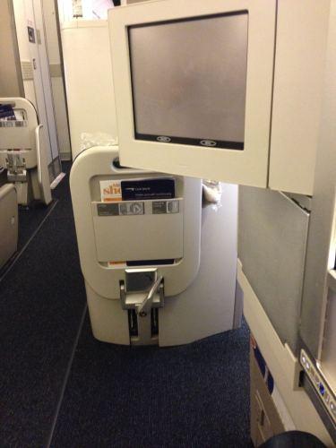 British Airways Flight Review 747-400 Club World11