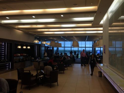 British Airways Galleries Club Lounge LHR Terminal 5A14