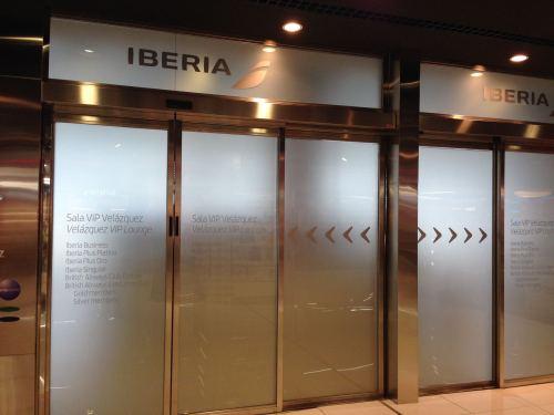 Iberia Velázquez VIP Lounge – Madrid Terminal 4S01