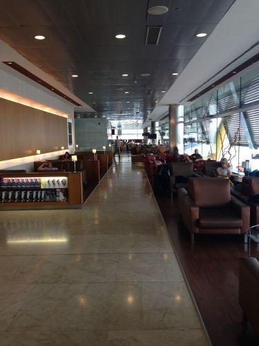 Iberia Velázquez VIP Lounge – Madrid Terminal 4S02