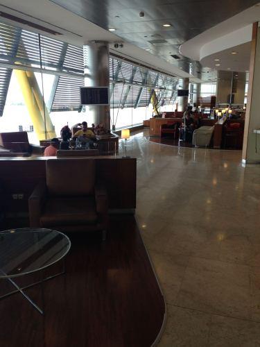 Iberia Velázquez VIP Lounge – Madrid Terminal 4S03