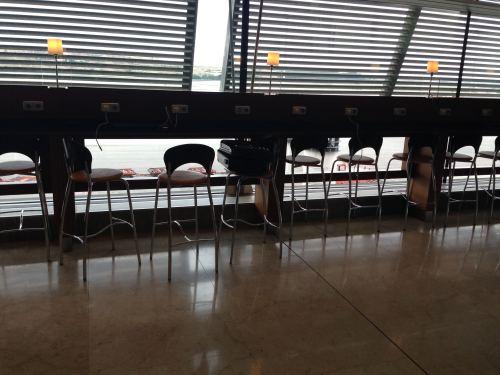 Iberia Velázquez VIP Lounge – Madrid Terminal 4S19