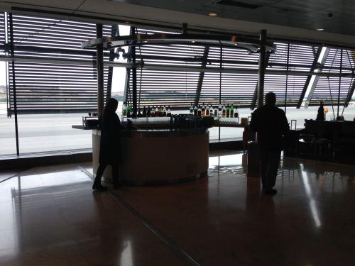 Iberia Velázquez VIP Lounge – Madrid Terminal 4S31