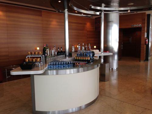 Iberia Velázquez VIP Lounge – Madrid Terminal 4S35
