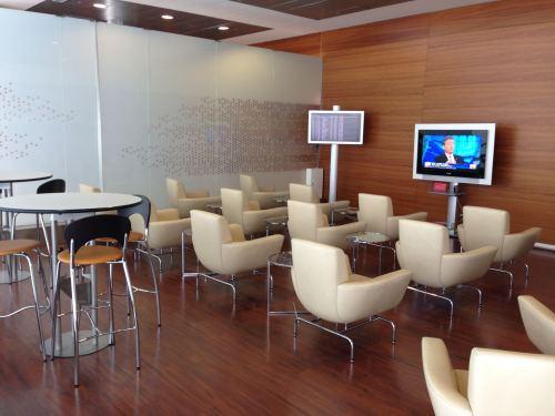 Iberia Velázquez VIP Lounge – Madrid Terminal 4S36