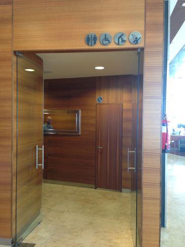 Iberia Velázquez VIP Lounge – Madrid Terminal 4S37