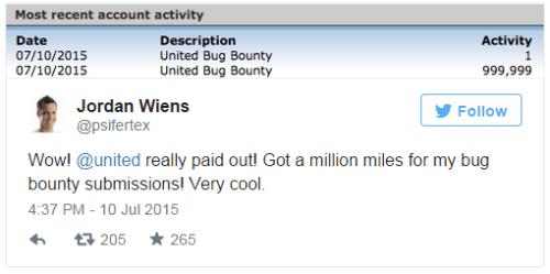 UA Bug Bounty