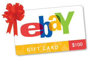 $100 eBay Gift Card for $95 is Back - Point Me to the Plane