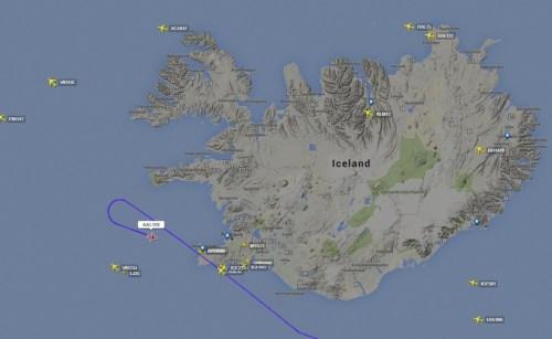 FlightRadar24 LHR-LHR