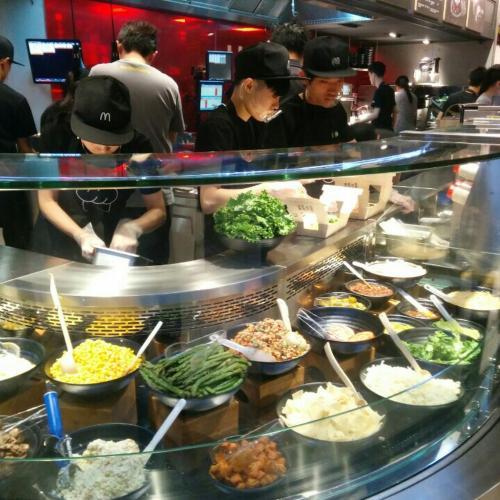 McDs Salad