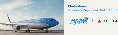 Aerolineas and Delta