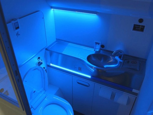 Boeing Bathroom