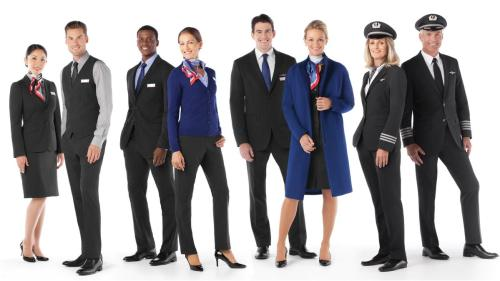 AA New Uniforms