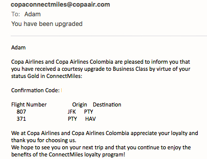 Copa Airlines Trip Report92