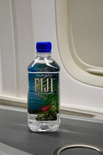 EVA Air Royal Laurel Class - Water