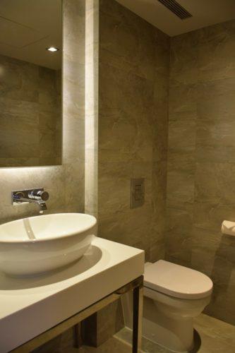 Grand Hyatt Taipei - Grand Suite Twin Powder Room