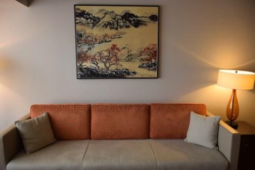 Grand Hyatt Taipei - Grand Suite Twin Couch