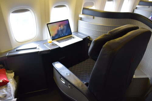 American Airlines 777-200 Flagship First Class