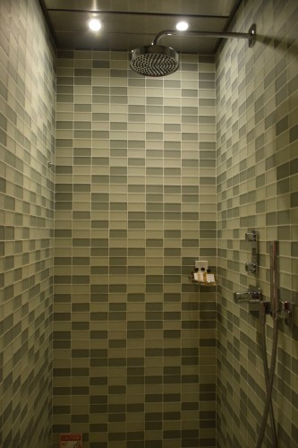 Park Hyatt Istanbul Park Deluxe Twin - Steam room/Shower Combo
