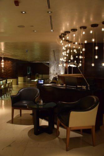 Park Hyatt Istanbul concierge desk