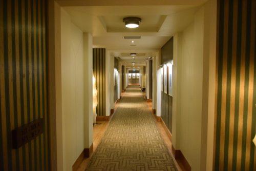 Park Hyatt Istanbul Hallway